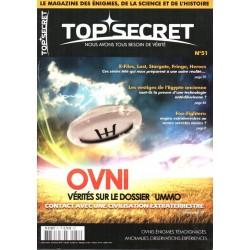 """Top Secret n° 51 - OVNI : Vérités sur le dossier """"UMMO"""""""