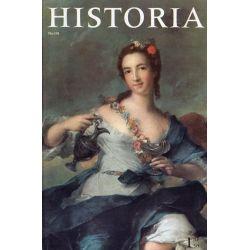 """Historia n° 191 - La vraie """"Reine galante"""" - Couverture : Henriette de Bourbon-Conti en Hébé par Natier"""