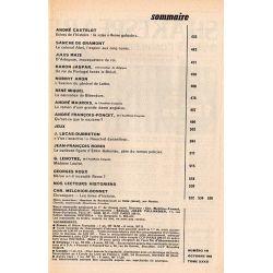 "Historia n° 191 - La vraie ""Reine galante"" - Sommaire"