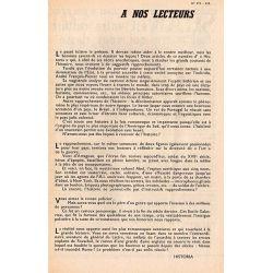"""Historia n° 191 - La vraie """"Reine galante"""" - à nos lecteurs"""