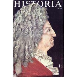 Historia n° 190 - La petite histoire des chemins de fer - Couverture : Louis XIV, cire d'Antoine Benoist