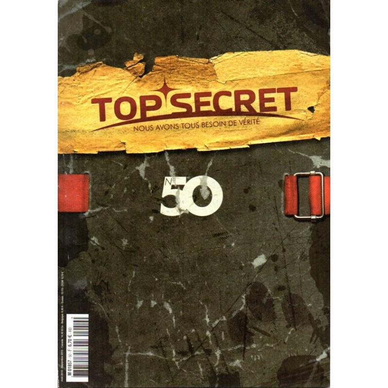 Top Secret n° 50 - Edition spéciale