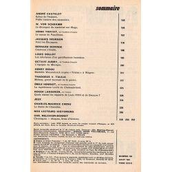 Historia n° 189 - Petite histoire des vacances - Sommaire