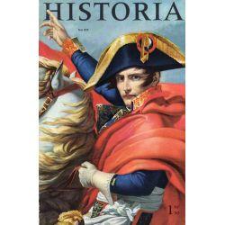 Historia n° 185 - Échos de l'histoire : Napoléon III sur les routes de l'exil