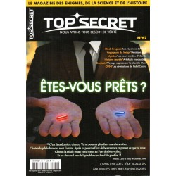 Top Secret n° 62 - Êtes-vous prêts ?