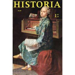 Historia n° 181 - Échos de l'histoire : Wolfgang Mozart et ses amours - Couverture : Portrait de Mozart, attribué à Duplessis