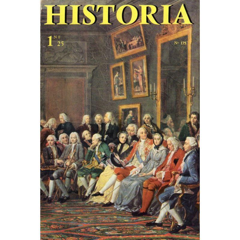 Historia n° 175 - Échos de l'histoire : Adrienne de La Fayette, héroïne de l'amour conjugal