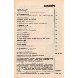 Historia n° 175 - Échos de l'histoire : Adrienne de La Fayette, héroïne de l'amour conjugal - Sommaire