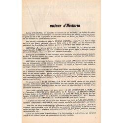 Historia n° 174 - Échos de l'histoire : La fin tragique des Concini - autour d'Historia