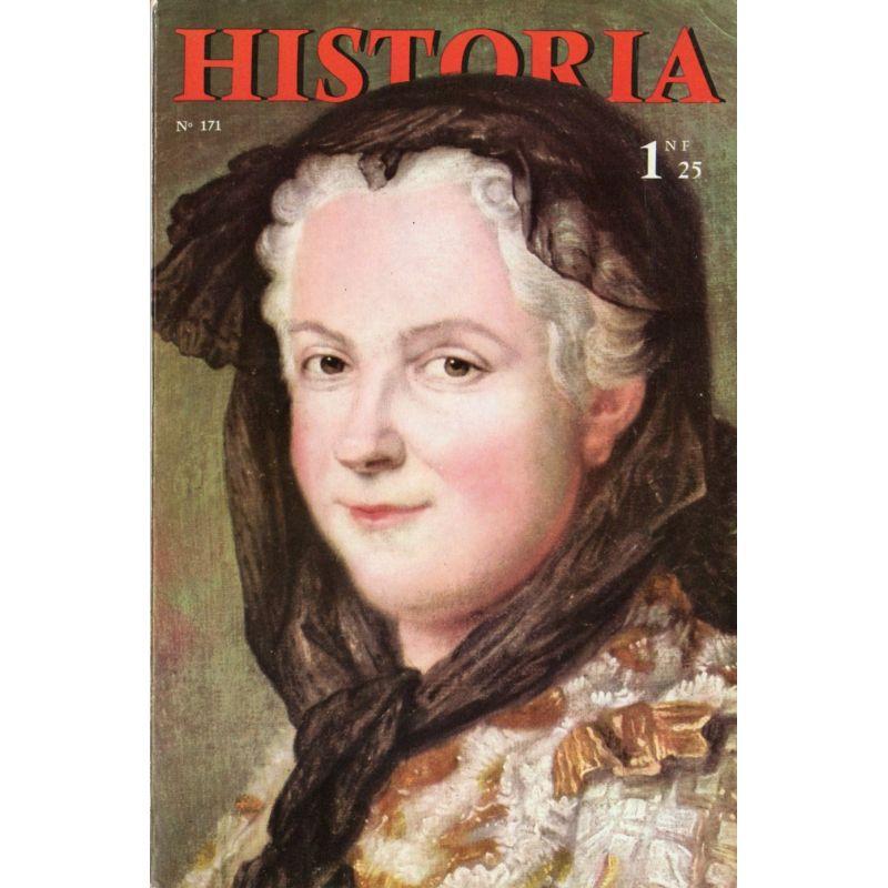 "Historia n° 171 - Échos de l'histoire : La ""machina"" du ""rezisside"" Fieschi, le saltimbanque de l'assassinat"