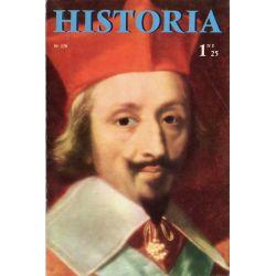 """Historia n° 170 - Échos de l'histoire : Des inconnus et des méconnus qui """"ont fait le siècle"""""""