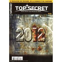 Top Secret n° 58 - Bonne Année 2012