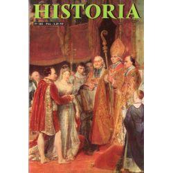 Historia n° 161 - Échos de l'histoire : Souverains russes en France - Couv. Mariage de Napoléon et de Marie-Louise