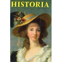 Historia n° 160 - Le silence des Oblats - Couv. La duchessse de Polignac, par Mme Vigée-Lebrun