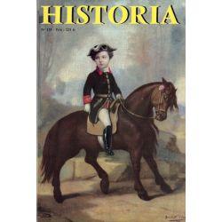 Historia n° 155 - 70 jours qui changèrent le monde - Couverture : Le Prince Impérial en tenue de Vénerie, par Benedict Masson