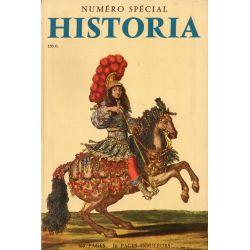 Historia n° 150 - Le 13 mai - Couverture : Louis XIV en Empereur Romain, lors du carrousel de 1662