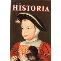 Historia n° 149 - La fin des Habsbourg - Couverture : Portrait d'Henri II enfant, par Clouet