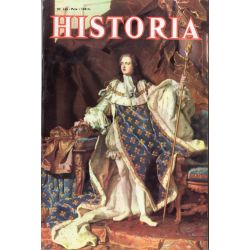 Historia n° 146 - Résistance contre Kriegsmarine - Couv. Louis XV en habit de sacre, par Rigaud