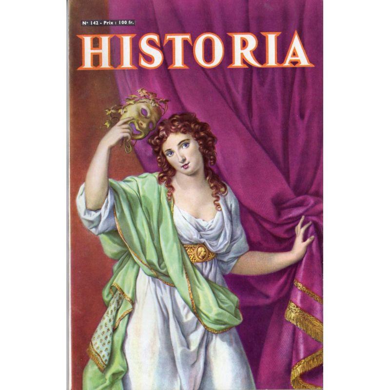 Historia n° 142 - Il y a 20 ans, j'ai assisté à la conférence de Munich - Couv. Lady Hamilton