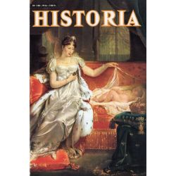 Historia n° 140 - La Trahison de Marie-Louise - Juillet 1958 - Couv. Marie-Louise et le roi de Rome