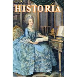 Historia n° 137 - Raid sur Saint-Nazaire - Couv. Marie-Antoinette, par L.L. Périn