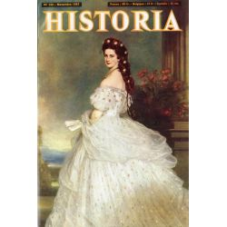 Historia n° 132 - En Hongrie il y a un an - Couverture : Élisabeth d'Autriche, par Winterhalter