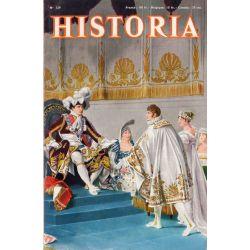 Historia n° 129 - Stanley Haussner, le prodigieux survivant - Couv. : Mariage du Prince Jérôme
