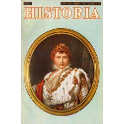 Historia n° 127 - Grandeurs et misères de M. de La Fayette - Couv.: Napoléon Ier