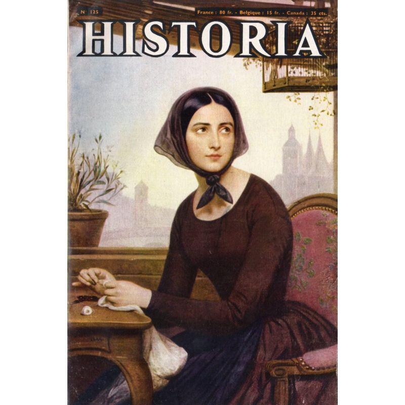 Historia n° 125 - France-Angleterre : Brève histoire de l'Entente cordiale