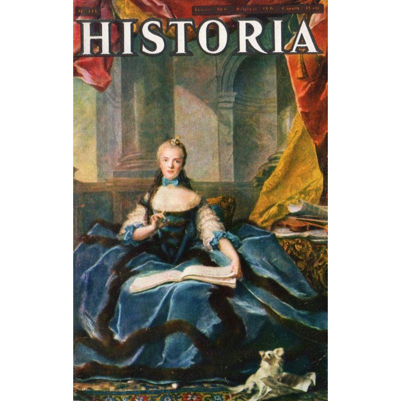 Historia n° 123 - Qui était Mahomet ? - Couv. : Madame Adelaïde de France, fille de Louis XV