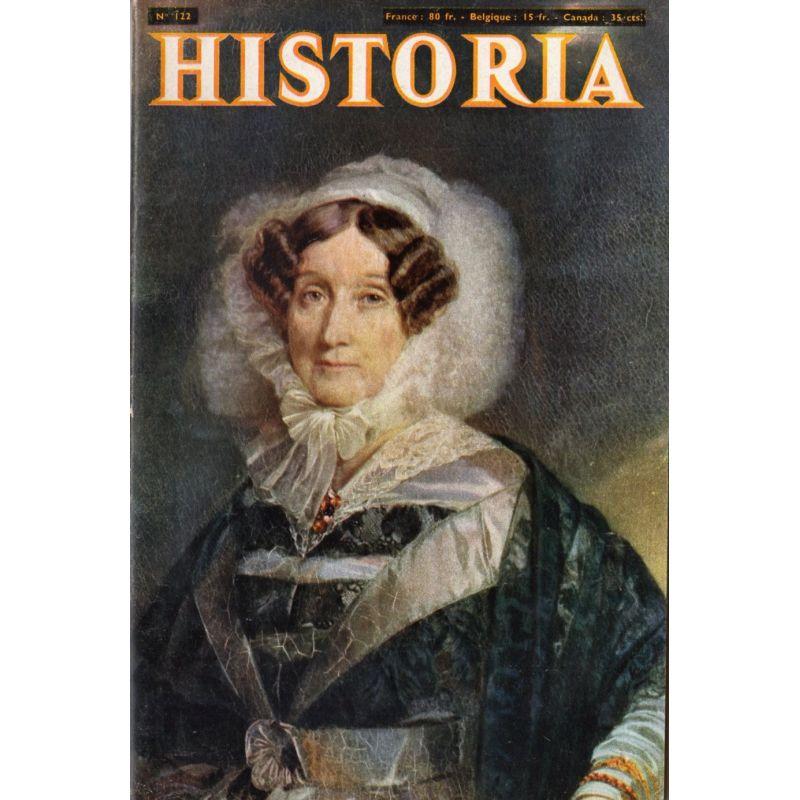 Historia n° 122 - Le faussaire de Hitler - Couv. : Adelaïde d'Orléans, sœur de Louis-Philippe (1842)