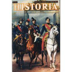 Historia n° 120 - La mystérieuse fin de Trotsky - Couv. : Louis-Philippe et ses fils, à cheval