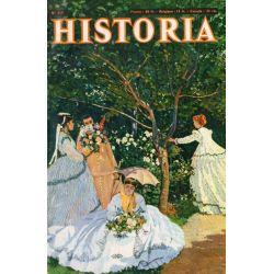 Historia n° 117 - Le Duc de Morny, séduisant homme - Couv. Au Jardin, par Claude Monet