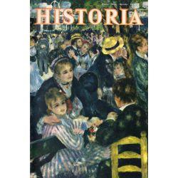 Historia n° 110 - Mort de George V - Couverture : Le Moulin de la galette, tableau de Renoir (1876)