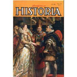 Lisez-moi Historia n° 102 - Les derniers jours de Dien-Bien-Phu - Couv. Mariage d'Henri IV et Marie de Médicis