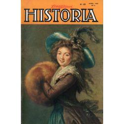 Lisez-moi Historia n° 101 - Les aventures sentimentales d'Ulysse - Couv. Madame Molé-Raymond, par Mme Vigée-Le Brun