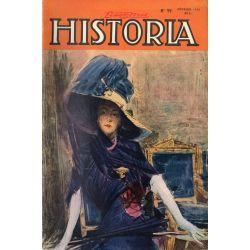 Lisez-moi Historia n° 99 - La Base secrète des V2 - Couv. La Femme en bleu, Aquarelle de Boldini