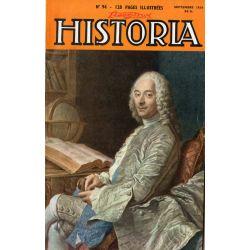 Lisez-moi Historia n° 94 - Il y a 40 ans : la victoire de la Marne - Couv. : Duval de L'Epinoy, tableau de La Tour