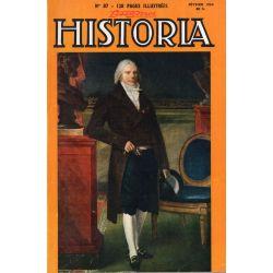 Lisez-moi Historia n° 87 - Un fantastique exploit : nous capturons un sous-marin - Couv. Talleyrand, par Prud'hon (1809)