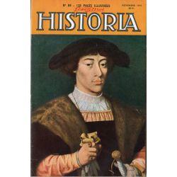 Lisez-moi Historia n° 84 - Témoignages pour l'histoire : Hommes-torpilles. Couv. : Portrait d'un jeune homme par Joos Van Clève