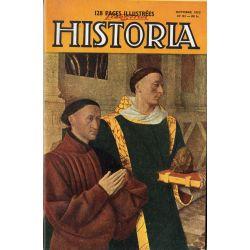 Lisez-moi Historia n° 83 - Pourquoi Hitler n'a pas pris Moscou - Couv. Étienne Chevalier et Saint Étienne, de Fouquet