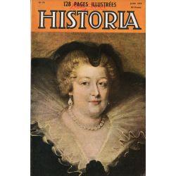 Lisez-moi Historia n° 79 - Elizabeth II d'Angleterre - Couv. Marie de Médicis, par Rubens