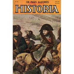 Lisez-moi Historia n° 78 - Les derniers jours de Rommel par M.Rommel - Couv. Napoléon à Eylau, tableau de Gros