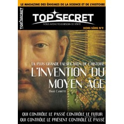 Top Secret n° 9H - L'invention du Moyen Age