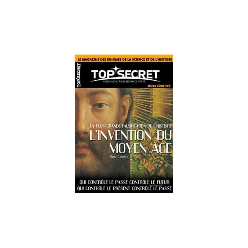 Top Secret n° 9H - L'invention du Moyen Age