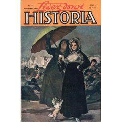 Lisez-moi Historia n° 70 - Roosevelt intime - Couverture : Les Jeunes filles, par Goya
