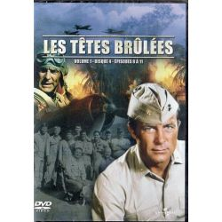 Les Têtes brûlées (Volume 1, épisodes 9 à 11) - DVD Zone 2