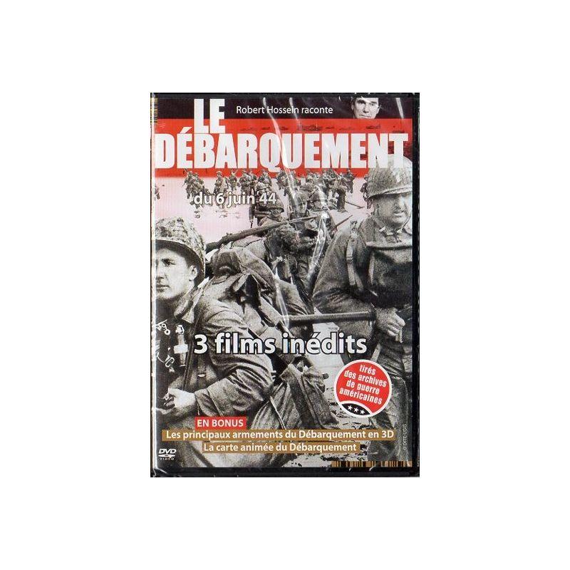 Le Débarquement (Robert Hossein raconte) - DVD Zone 2