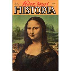Lisez-moi Historia n° 65 - L'épopée a commencé à l'île d'Elbe  - Couv. La Joconde, De Vinci