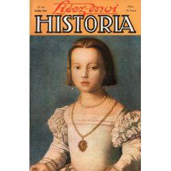 Lisez-moi Historia n° 64 - Mon arrestation par les allemands par Weygand - Couv. Portrait de Marie de Médicis, par Bronzino